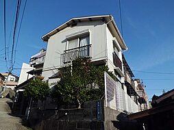 長崎県長崎市星取2丁目の賃貸アパートの外観