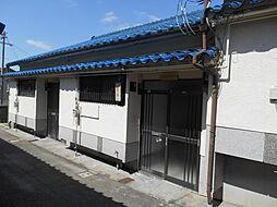 黒谷坂上文化住宅[1号室]の外観
