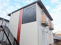 セゾンドルミナB棟[1階]の外観