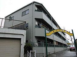 兵庫県尼崎市常吉1丁目の賃貸マンションの外観