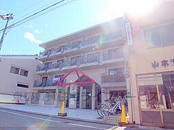 DETOM-1東福寺103[1階]の外観