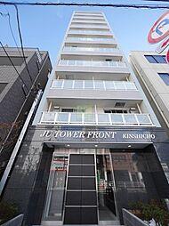 東京都墨田区石原4丁目の賃貸マンションの外観