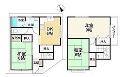 墨染駅 1,380万円