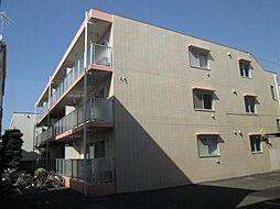 神奈川県川崎市中原区今井西町の賃貸マンションの外観