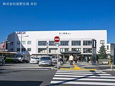 東武伊勢崎・大師線「竹ノ塚」駅