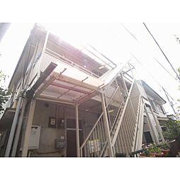 埼玉県さいたま市浦和区東高砂町の賃貸アパートの外観