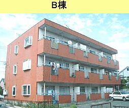 FRハイツB棟[305号室]の外観