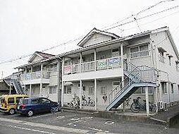 岡山県倉敷市水江の賃貸アパートの外観