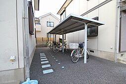 メゾン ヨシコー A[1階]の外観