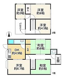 くいな橋駅 2,380万円