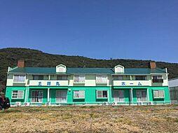 土井丸ホーム[103号室]の外観