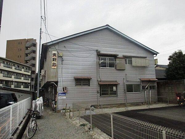 兵庫県尼崎市浜2丁目の賃貸アパートの外観