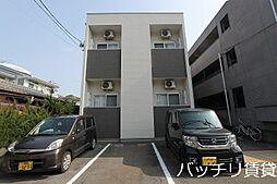 福岡市地下鉄空港線 姪浜駅 徒歩11分の賃貸アパート