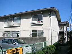 兵庫県伊丹市船原1丁目の賃貸アパートの外観