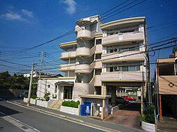 福岡県北九州市八幡西区大浦の賃貸マンションの外観
