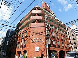 ライオンズマンション東本町[8階]の外観