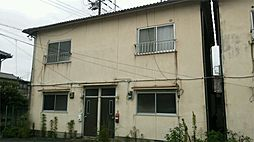 兵庫県加古川市加古川町粟津の賃貸アパートの外観