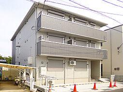 レジデンスYAEZAKI[101号室]の外観