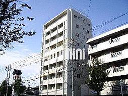 味仙第3マンション[4階]の外観