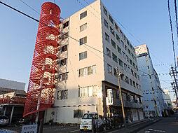 三重県四日市市中浜田町の賃貸マンションの外観