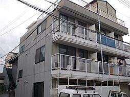 スプリングシティ上沢[2階]の外観