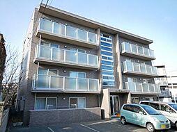 北海道札幌市西区宮の沢一条2丁目の賃貸マンションの外観