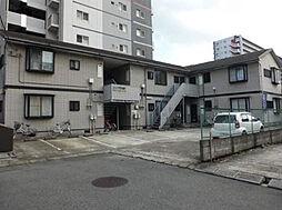 パレシオンA・S[2階]の外観