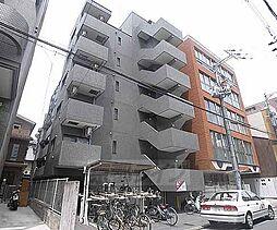 京都府京都市中京区高倉通押小路下る柊町の賃貸マンションの外観