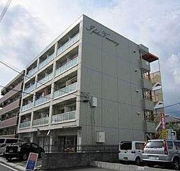 岡山県岡山市北区伊福町1丁目の賃貸マンションの外観