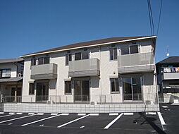 広島県広島市佐伯区五日市3丁目の賃貸アパートの外観