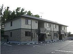 セジュール古城の坂B棟[102号室]の外観