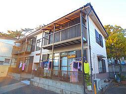 コーポ桜[2階]の外観