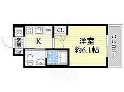 大阪市営長堀鶴見緑地線 ドーム前千代崎駅 徒歩4分