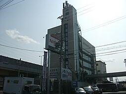 ユウパレス穴田[4階]の外観