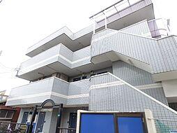 フェリスタバンビーノ[1階]の外観