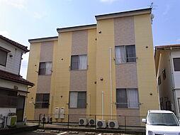 新潟県新潟市西区大学南2丁目の賃貸アパートの外観