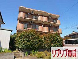 千葉県千葉市若葉区高品町の賃貸アパートの外観