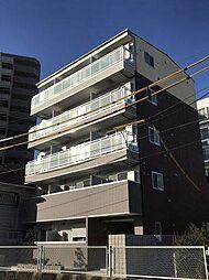 ビーカーサ横濱大口[1階]の外観