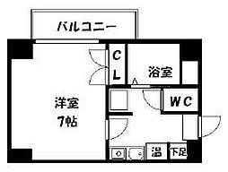 Form1[3階]の間取り