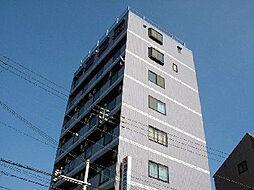 大阪府大阪市西淀川区佃1丁目の賃貸マンションの外観