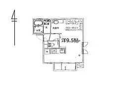 (仮)D-room小松殿町[2階]の間取り