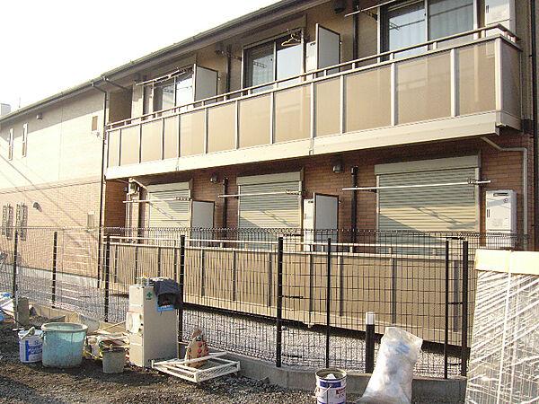 ディモア西恋ヶ窪[105号室]の外観
