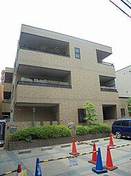 東京都台東区根岸3丁目の賃貸マンションの外観