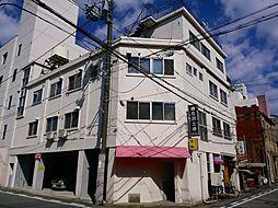 坂元町マンション[202号室]の外観