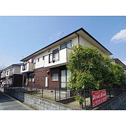 奈良県大和郡山市天井町の賃貸アパートの外観