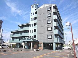 大阪府泉佐野市羽倉崎1丁目の賃貸マンションの外観