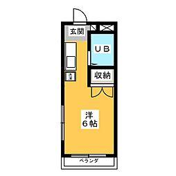 【敷金礼金0円!】スカイコート八王子第2