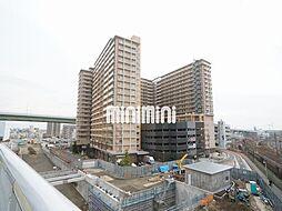 ロイヤルパークスERささしま WEST[13階]の外観