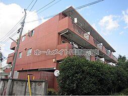東京都武蔵野市桜堤2丁目の賃貸マンションの外観