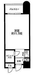 メゾン大塚[8階]の間取り